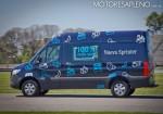 Prueba dinamica de la Nueva Mercedes-Benz Sprinter en el Autodromo de Buenos Aires 8