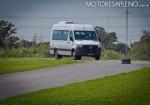 Prueba dinamica de la Nueva Mercedes-Benz Sprinter en el Autodromo de Buenos Aires 9