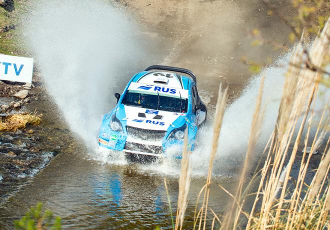 Rally Argentino en San Luis – Día 1: Ligato se hace fuerte en territorio rival.