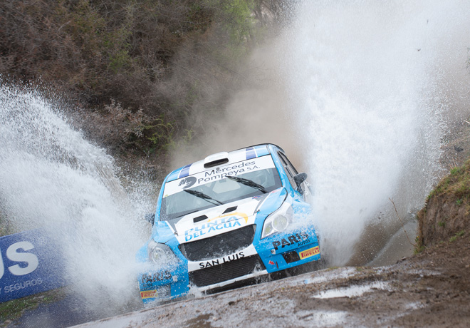 Rally Argentino en San Luis – Final: El mejor regalo para Miguel Baldoni.