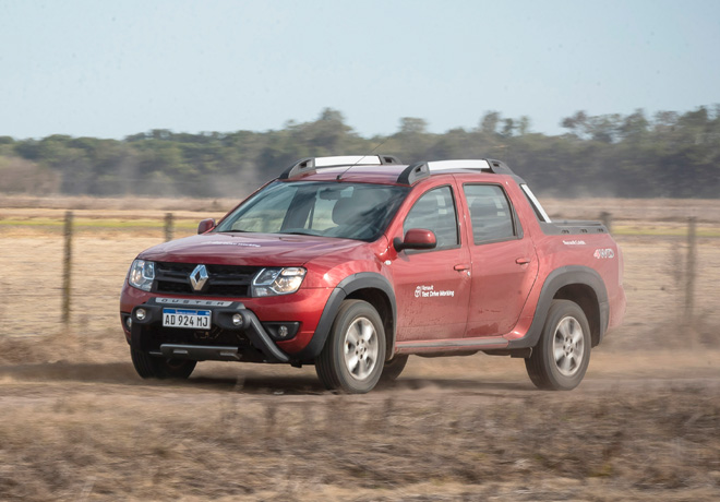Renault Business Week - Duster Oroch 4x4