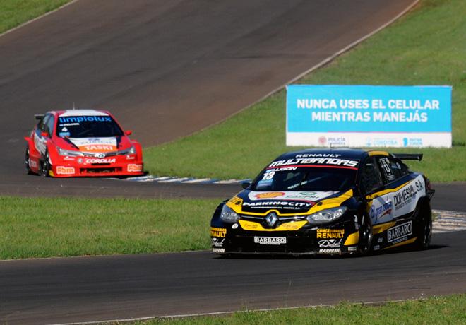 TC2000 en Oberá – Carrera Sprint: La victoria fue de Rodrigo Lugón.