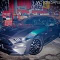Tercer aniversario del Mustang en Argentina 1