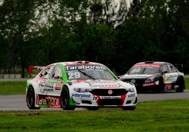 Top Race - La Plata 2019 - Carrera - Ricardo Risatti - Fiat Tipo