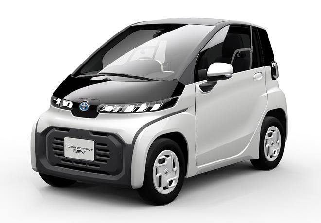 Toyota BEV Ultra-concept