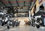 BMW Motorrad se presento en Nordelta 2
