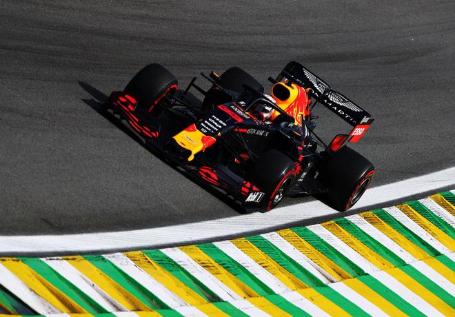 F1 - Brasil 2019 - Carrera - Max Verstappen - Red Bull