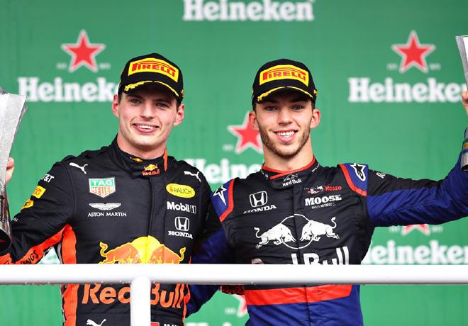 GP de Brasil de Fórmula 1 – Carrera: Gran triunfo de Max Verstappen.