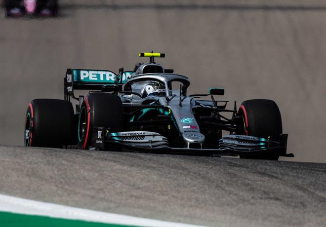 F1 - Estados Unidos 2019 - Carrera - Valtteri Bottas - Mercedes GP