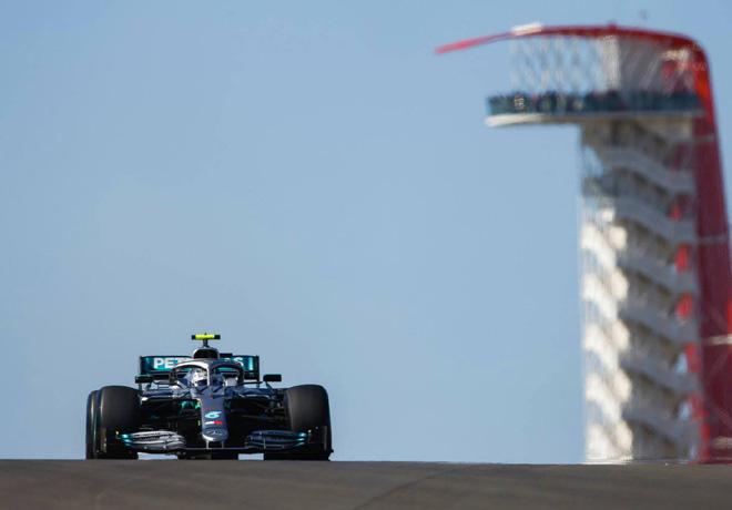 F1 - Estados Unidos 2019 - Clasificacion - Valtteri Bottas - Mercedes GP