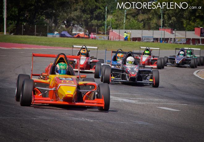 FR20 - Buenos Aires 2019 - Carrera 2 - Guido Moggia - Tito-Renault