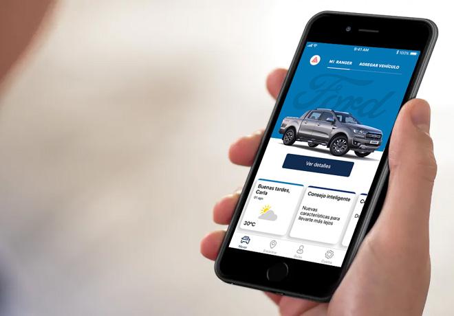 Ford Lanza la aplicación FordPass.