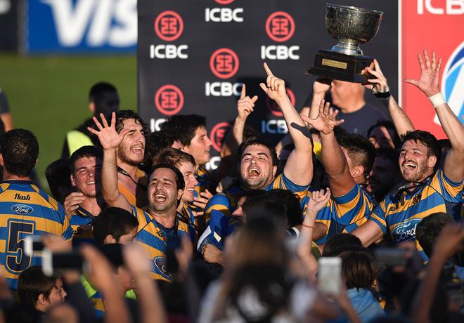 Ford junto a Hindu Club en su 10ma consagracion como campeon del Torneo Nacional de Clubes