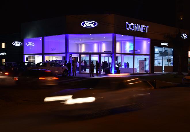Ford reafirma su presencia en el pais con nuevas instalaciones en Formosa