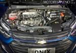 GM Argentina presento el nuevo Chevrolet Onix 6