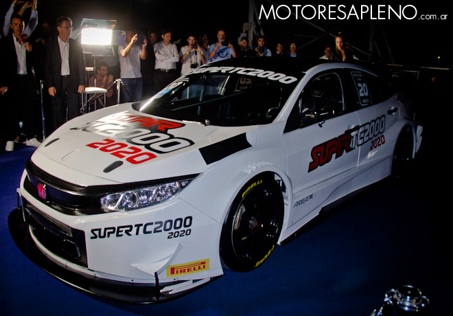 Honda Civic - Super TC2000 de 2020 1