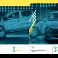 Latin NCAP - Chevrolet New Onix HB - Mitsubishi L200