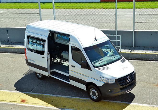 Mercedes-Benz Sprinter Accesible 1
