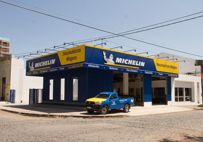 Michelin - Neumaticos Magno