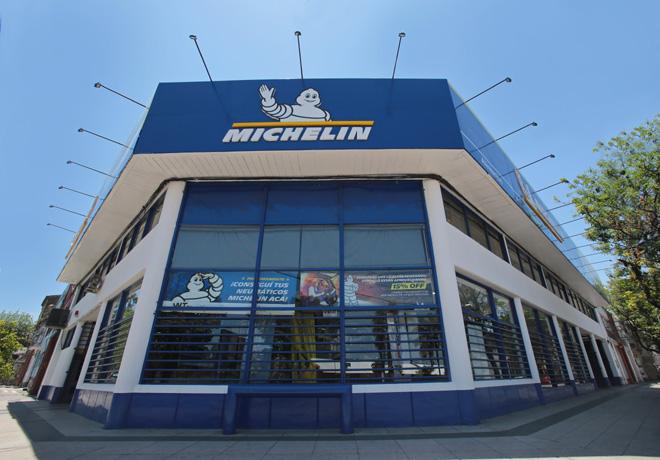 Michelin - WT Neumaticos