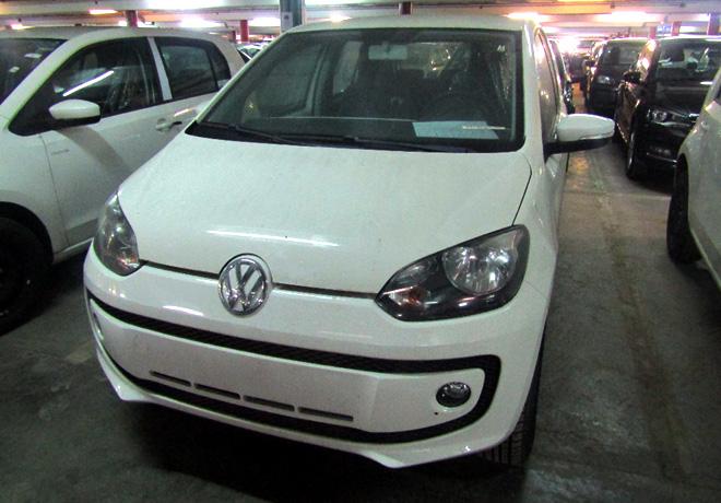 Narvaezbid subastará más de 100 vehículos de flota de Volkswagen.