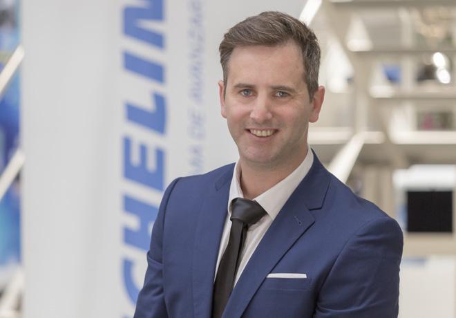 Nicolas Konsol - Gerente de Marketing en Michelin Argentina