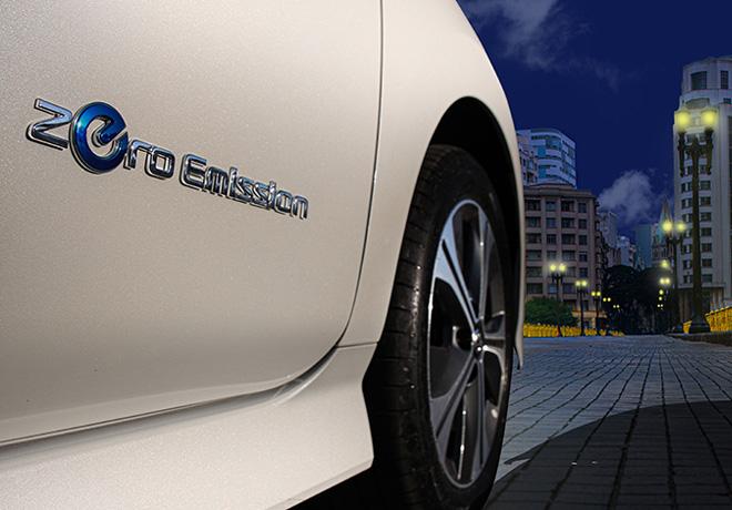 Nissan con paso firme hacia un futuro cero emisiones y cero fatalidades