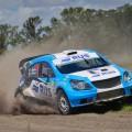 Rally Argentino - Entre Rios 2019 - Final - Marcos Ligato - Chevrolet Agile
