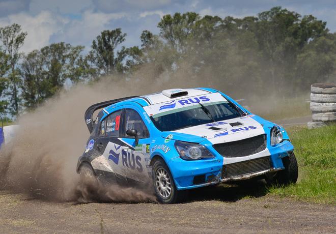 Rally Argentino en Entre Ríos – Final: Ligato se siente como en su casa.