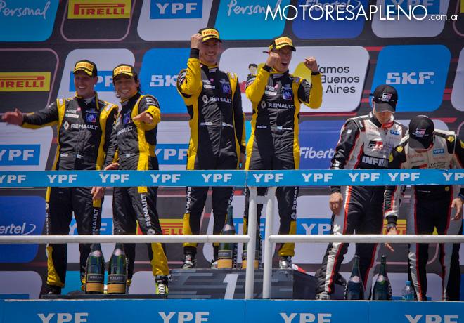 Super TC2000 – 200 Km de Buenos Aires – Carrera: Leonel Pernía y Damián Fineschi consiguieron una aplastante victoria.