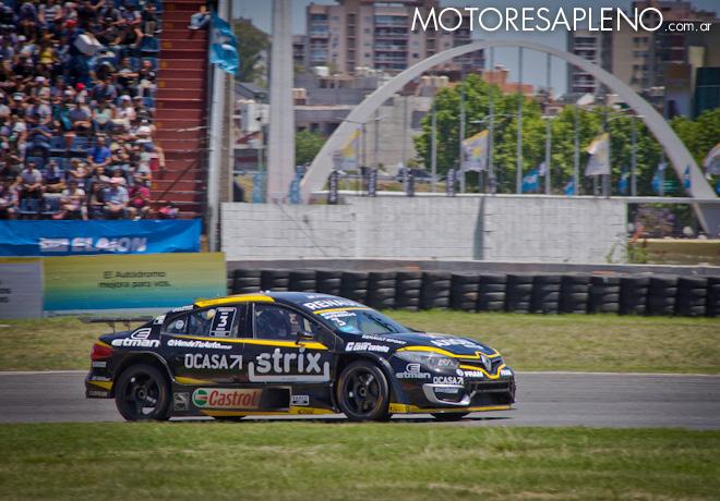 STC2000 - 200 km de Buenos Aires 2019 - Carrera - Leonel Pernia - Damian Fineschi - Renault Fluence