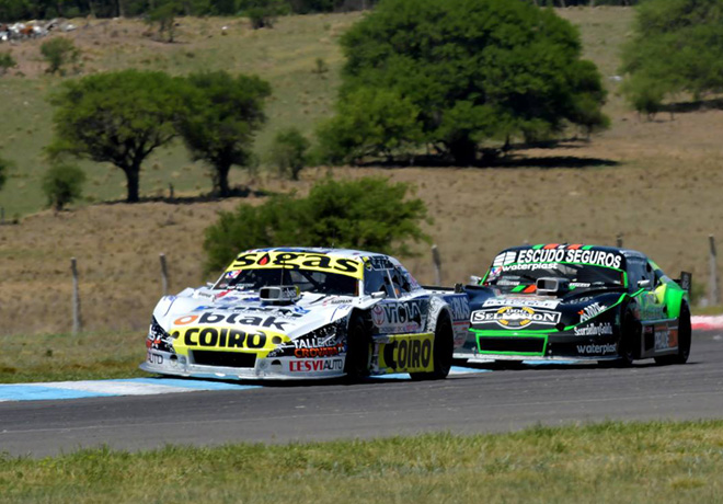 TC Pista - Toay - La Pampa 2019 - Andres Jakos - Dodge - Diego Ciantini - Chevrolet