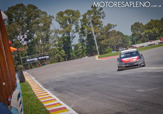 TC2000 - Buenos Aires II 2019 - Carrera Final - Jose Manuel Sapag - Citroen C4 Lounge