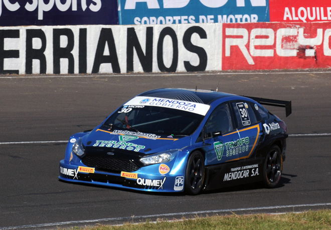 TC2000 - Parana 2019 - Carrera Sprint - Lucas Vicino - Ford Focus