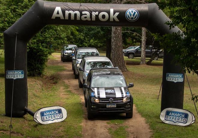VW Amarok Experto