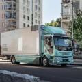 Volvo Trucks inicia la comercializacion de camiones electricos para el transporte urbano