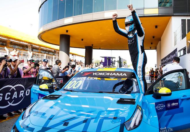 WTCR en Macao – Carrera 2: Doblete de Yvan Muller.
