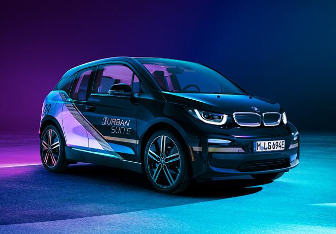 BMW i3 Urban Suite 1