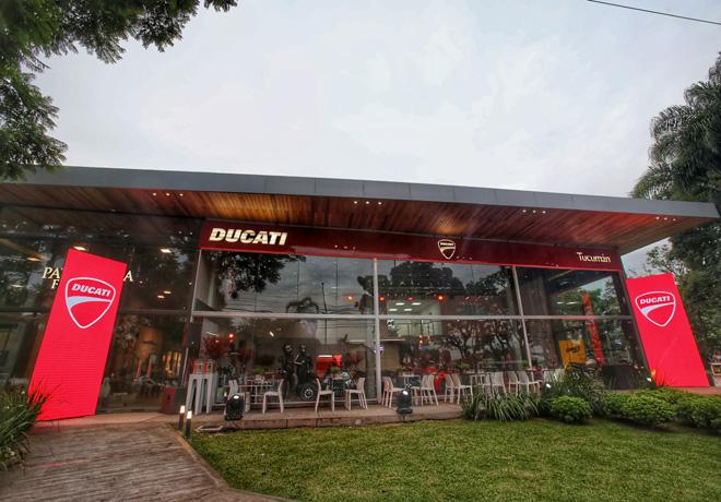 Ducati - Masi SA - Tucumam 1