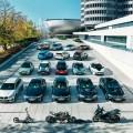 Medio millon de vehiculos electrificados de BMW Group en las calles