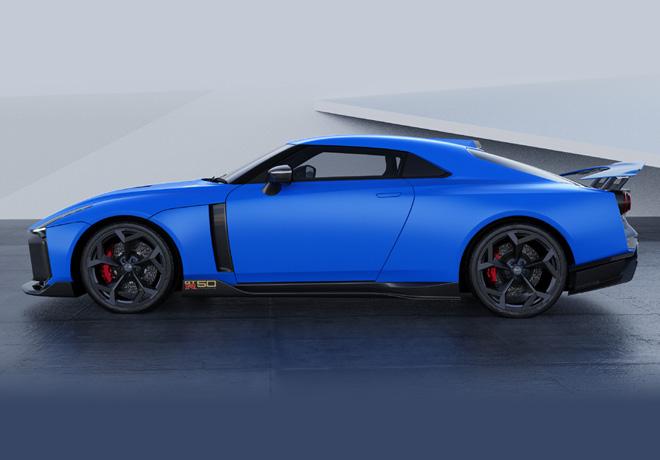 Nissan GT-R50 by Italdesign 2