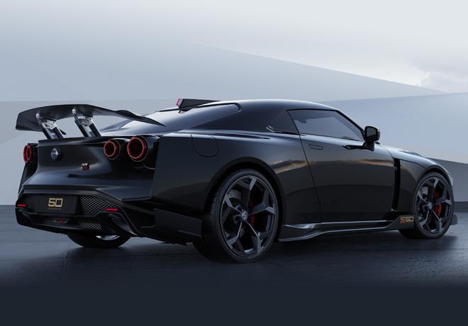 Nissan GT-R50 by Italdesign 3