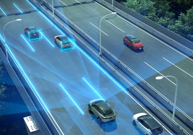 Nissan aporta a la movilidad futura con tecnologias de conduccion autonoma