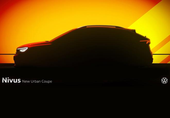 Nivus es la cara nueva de Volkswagen