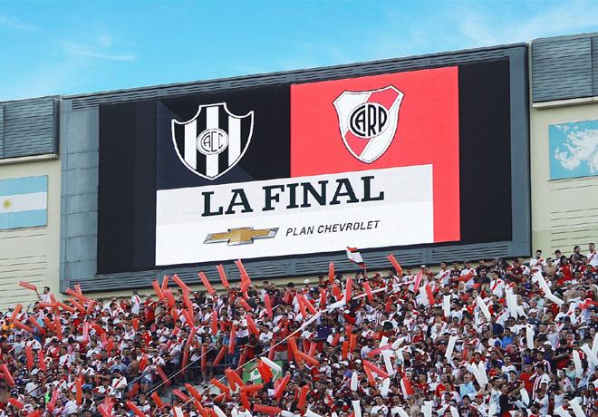 Plan Chevrolet cerro el anio junto a la Copa Argentina