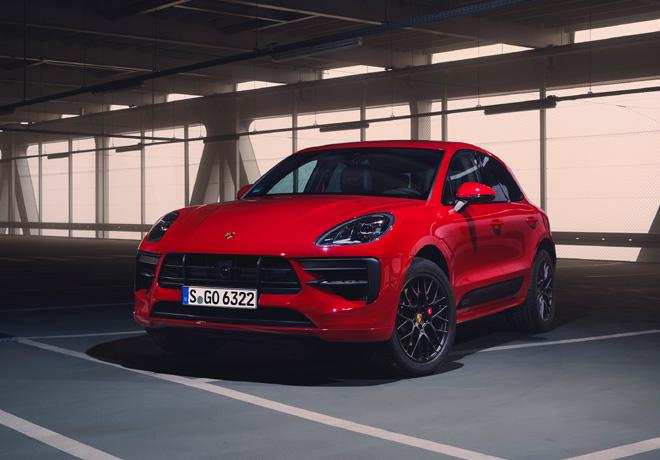 Porsche Macan GTS 1