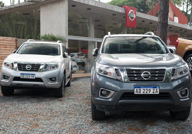 Stand de Nissan Argentina en Carilo 2020