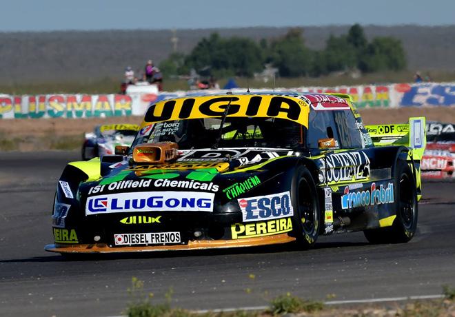TC - Neuquen 2019 - Carrera - Juan Manuel Silva - Ford Falcon