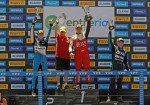 TC2000 - Parana 2019 - Carrera Final - Martin Chialvo - Juan Jose Garriz - Exequiel Bastidas en el Podio