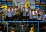 TC2000 - Parana 2019 - Carrera Final - Nicolas Moscardini y el equipo Ambrogio Racing en el Podio